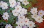 Живопись | Claude Monet | Клематис