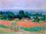 Живопись | Claude Monet | Стог Сена в Живерни