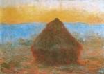 Живопись | Claude Monet | Стог Сена