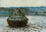 Живопись | Claude Monet | Стог Сена |02