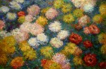 Живопись | Клод Моне | Хризантемы