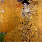 Живопись | Густав Климт | Портрет Адель Блох-Бауэр, 1907