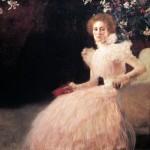 Живопись | Gustav Klimt | Sonja Knips Portrait