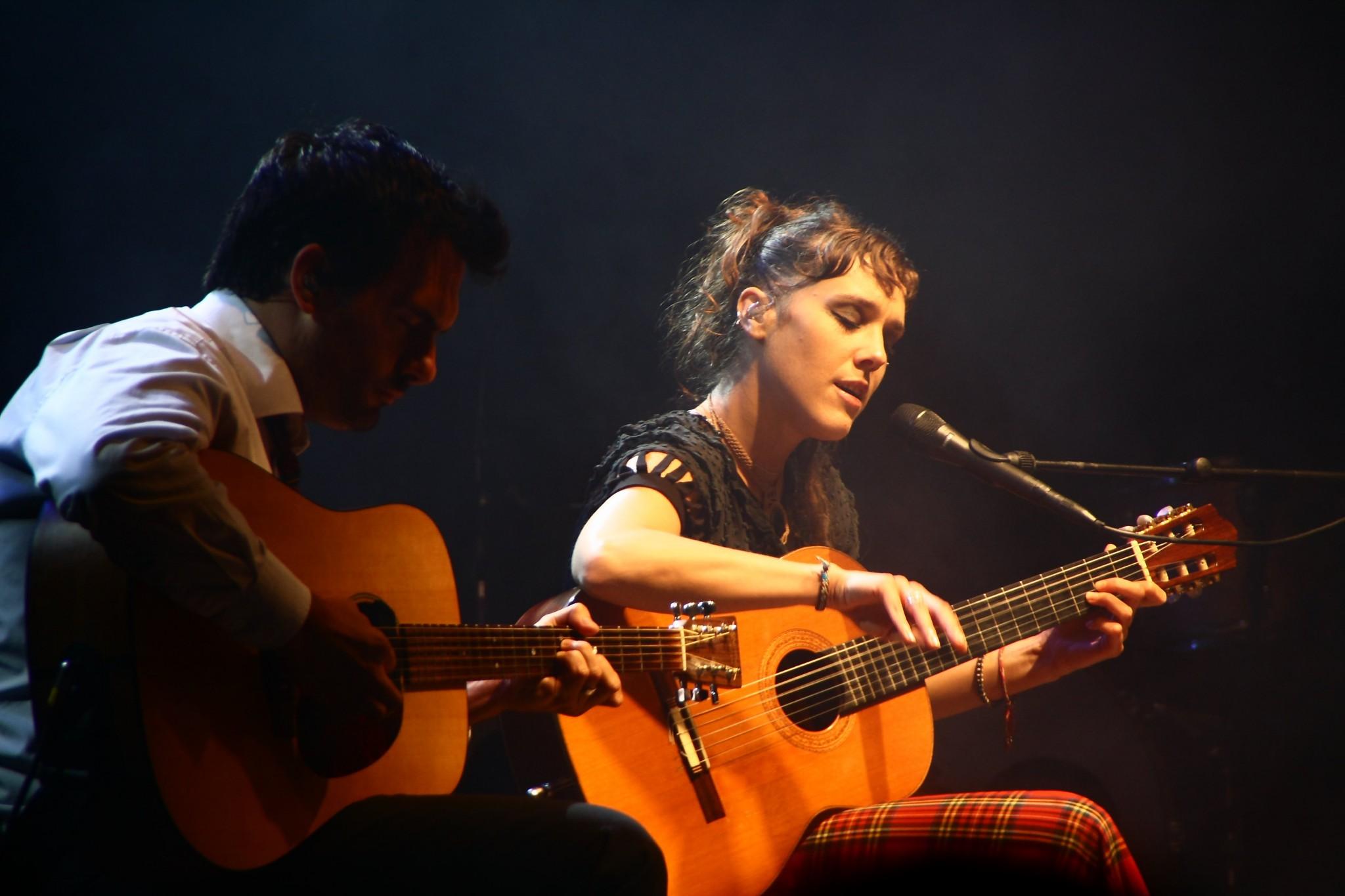 Музыкант ZAZ