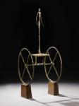Скульптура | Альберто Джакометти | Колесница, 1950-51