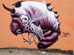 Стрит-арт | Ovbal Y Sego | 07