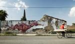 Стрит-арт | Ovbal Y Sego | 09