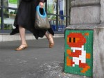Стрит-арт | Space Invader | 02