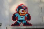 Стрит-арт | Space Invader | 04