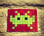Стрит-арт | Space Invader | 06