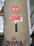 Стрит-арт | Space Invader | 07