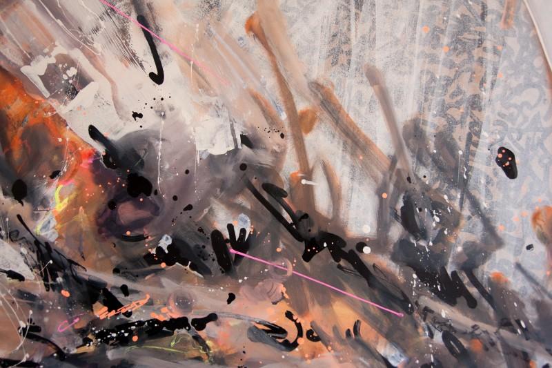 Экспрессия и абстракция в работах Akue