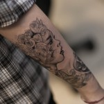 Татуировка | Женя Борщ | 05