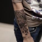 Татуировка | Женя Борщ | 08