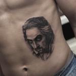 Татуировка | Женя Борщ | 09