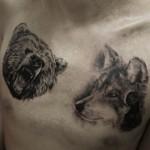 Татуировка | Женя Борщ | 13