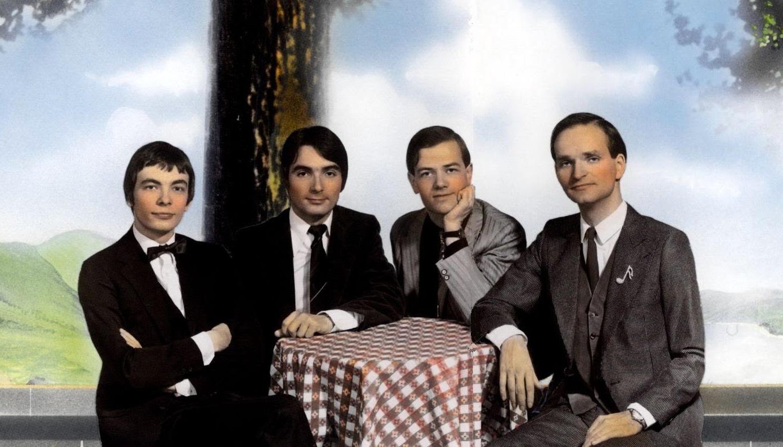 Коллектив «Крафтверк» (Kraftwerk)