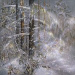 Живопись | Александр Маранов | Зимняя сказка, 2004