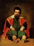Живопись | Диего Веласкес | Don Sebastian de Morra. 1645
