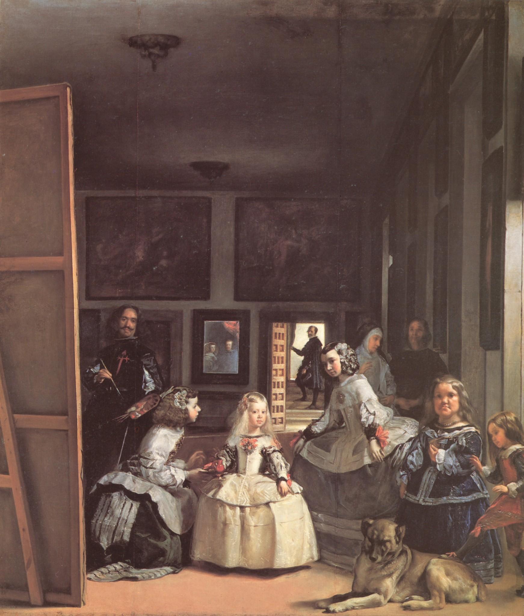 Diego Velázquez (Las Meninas. 1656)