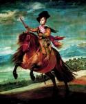 Живопись | Диего Веласкес | Prince Balthasar Carlos on horseback. 1634