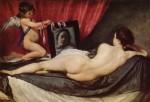Живопись | Диего Веласкес | The Rokeby Venus. 1644