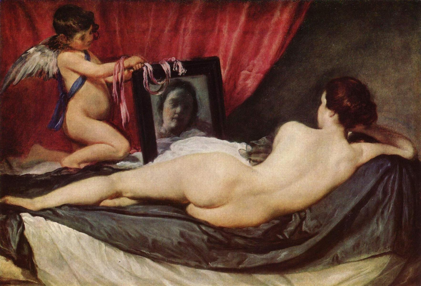 Diego Velázquez (The Rokeby Venus. 1644)