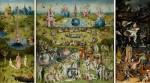 Живопись   Иероним Босх   Сад Земных Наслаждений. 1515-7