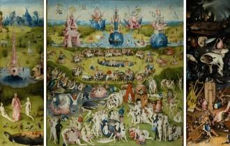 Ягодицы Вместо Нотной Тетради, Или Как Зазвучал Триптих «Сад Земных Наслаждений»