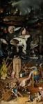 Живопись | Иероним Босх | Страшный суд - Сад Земных Наслаждений, 1495–1505