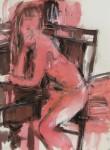 Живопись | Нелина Трубач-Мошникова | Instability of the equilibrium