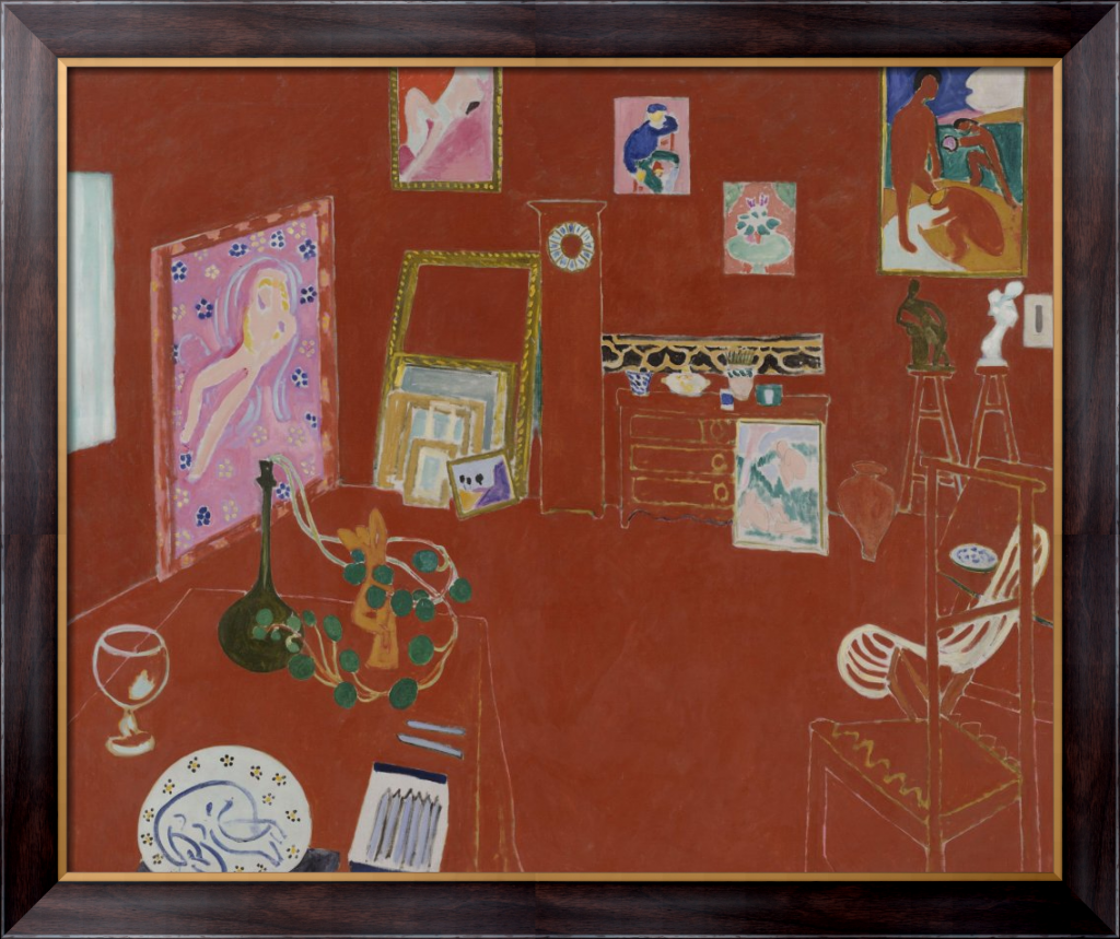 Henri Matisse (Красная Студия)