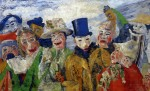 Живопись | James Ensor | Intrigue.1890