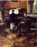 Живопись | James Ensor | Russian Music. 1881
