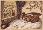 Живопись | James Ensor | Sloth. 1902