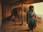 Живопись | Luo Zhongli | Tibetan Childe