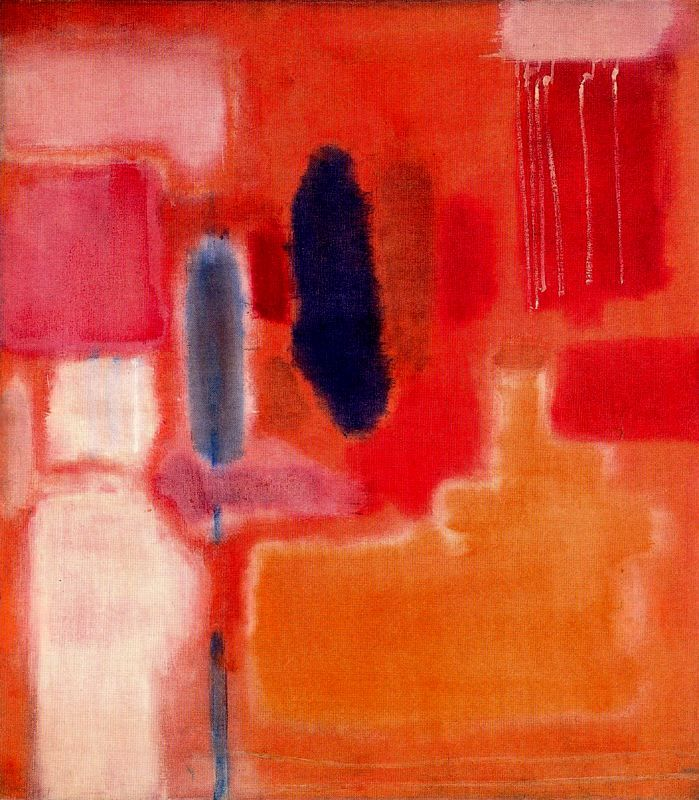 Marc Rothko (No.9,1948)