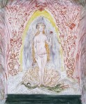 Живопись | James Ensor | The Triumph of Venus, 1940