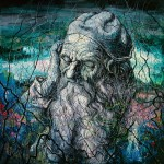 Живопись | Zeng Fanzhi | Head of an Old Man