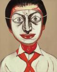 Живопись | Zeng Fanzhi | Mask Series | 04