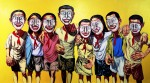 Живопись | Zeng Fanzhi | Mask Series | 06
