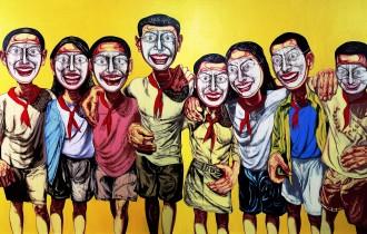 Картины китайского художника Цзэн Фаньчжи