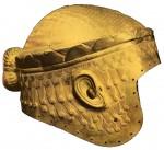 История | Шумер | Золотой шлем