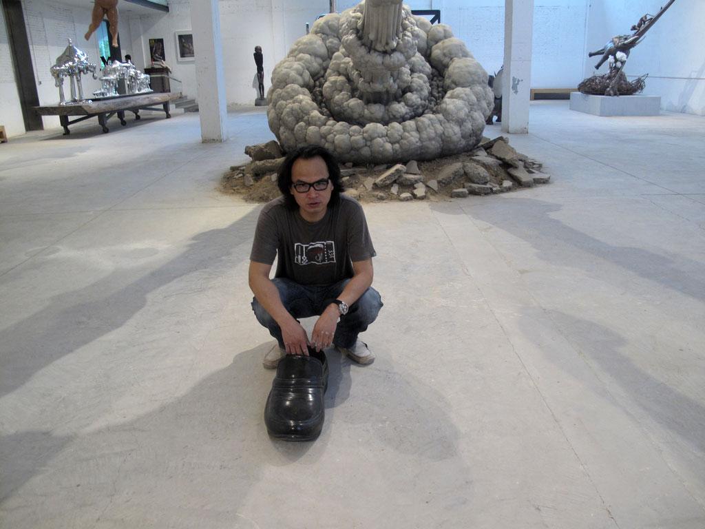 Скульптор Чен Вэнлинь (Chen Wenling)