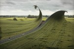Фотография | Erik Johansson | Cut and fold