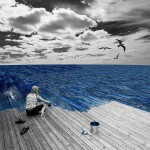 Фотография | Erik Johansson | Work at sea