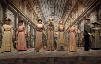 Выставка моды XIX века. Romantic fashions