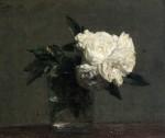 Живопись | Анри Фантен-Латур | Roses, 1871