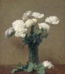 Живопись | Анри Фантен-Латур | Poppies, 1891
