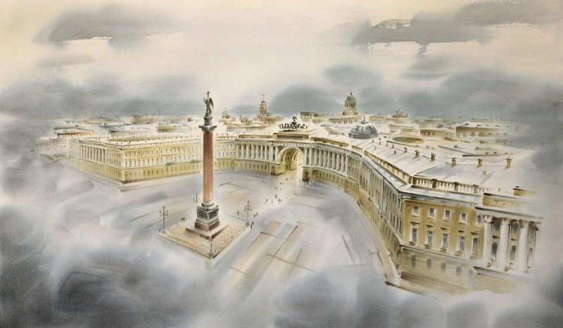 «Джазовый акварелист» Константин Кузема